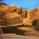 鳥取砂丘砂の美術館第10期展示開催中